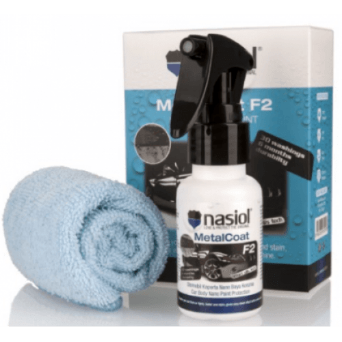 NASIOL METALCOAT F2 QUICK NANO PAINT PROTECTION